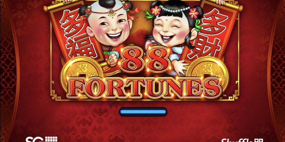 88 Fortunes-เกม