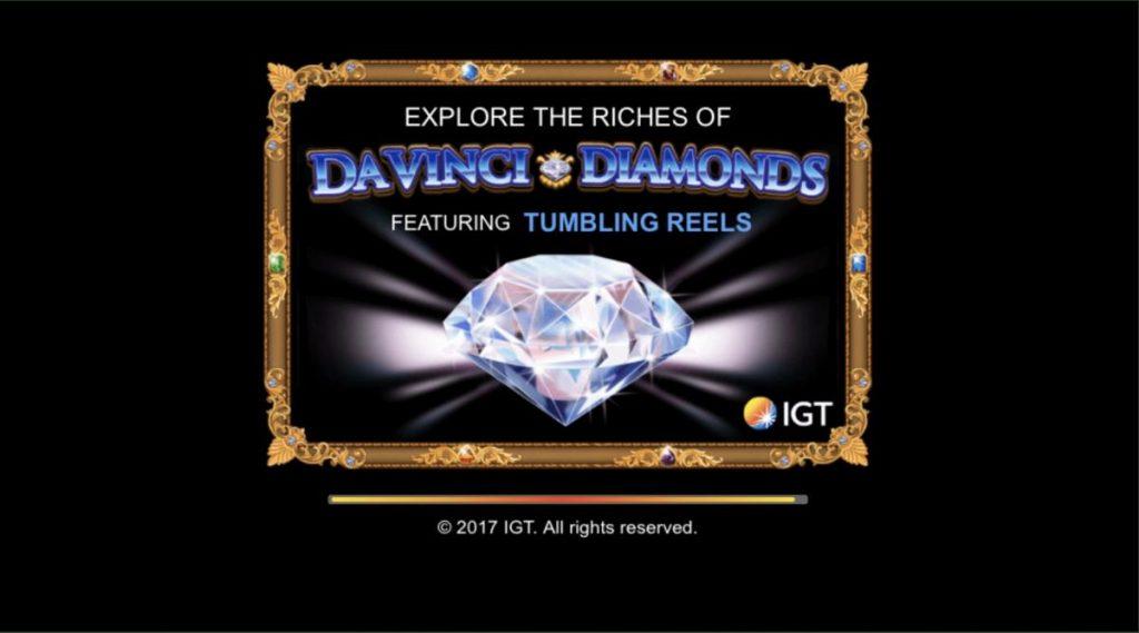 Da Vinci Diamonds-คาสิโน