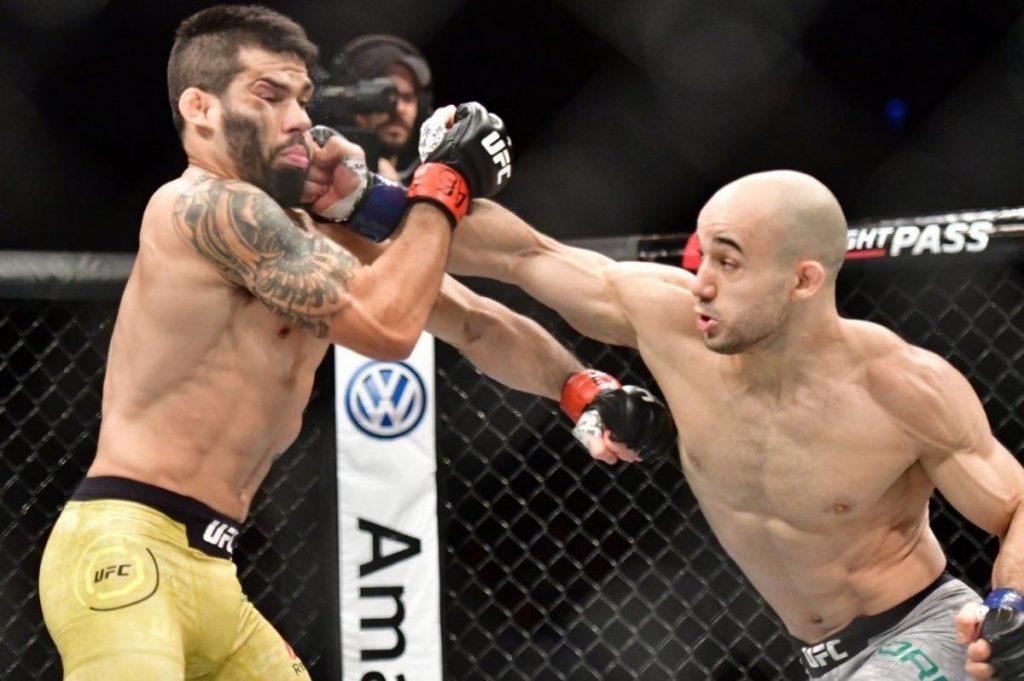 กีฬามวย UFC-คาสิโน