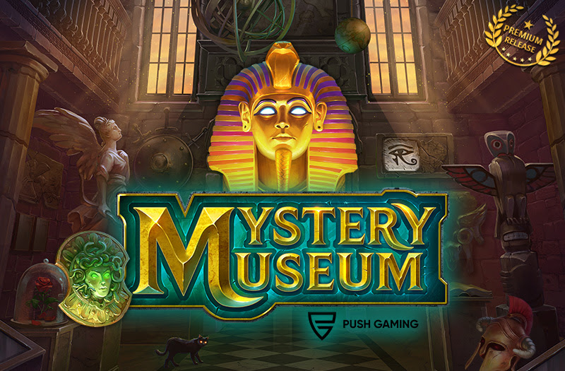 Mystery Museum-คาสิโน
